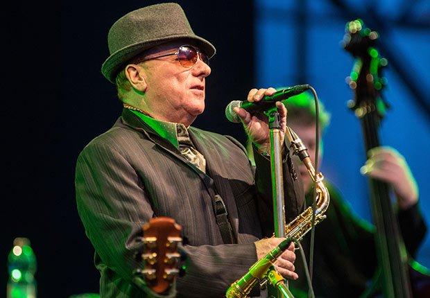 August Milestone Birthdays, Van Morrison, 70