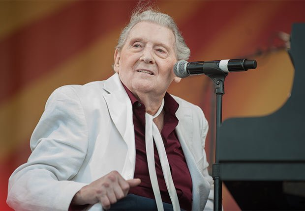 2015 September Milestone Birthdays, Jerry Lee Lewis