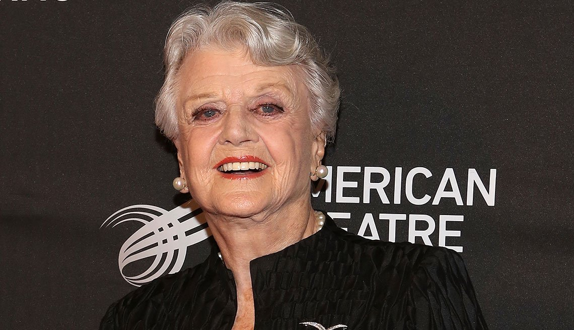 October Milestone Birthdays, Angela Lansbury