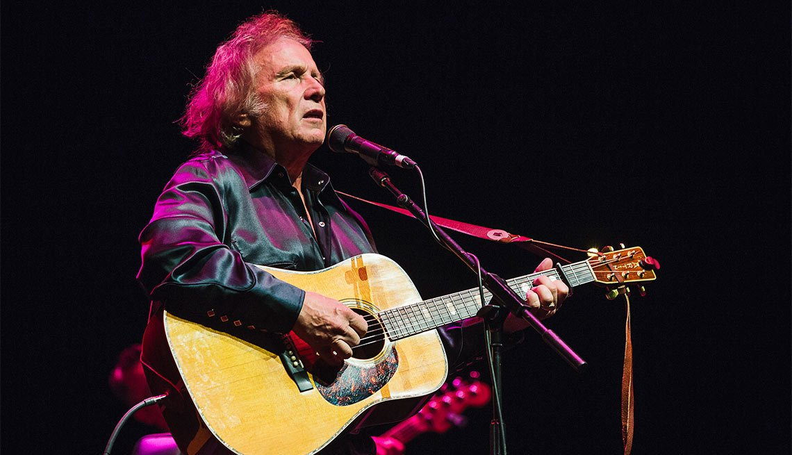 October Milestone Birthdays, Don McLean