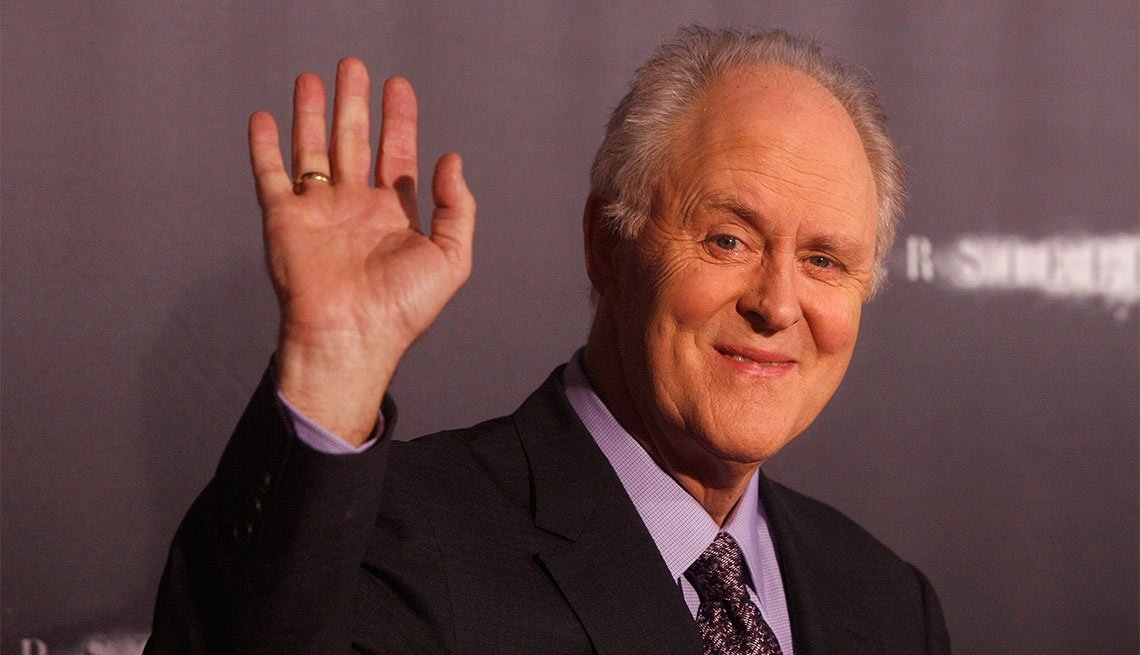 October Milestone Birthdays, John Lithgow