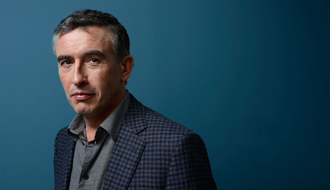 October Milestone Birthdays, Steve Coogan