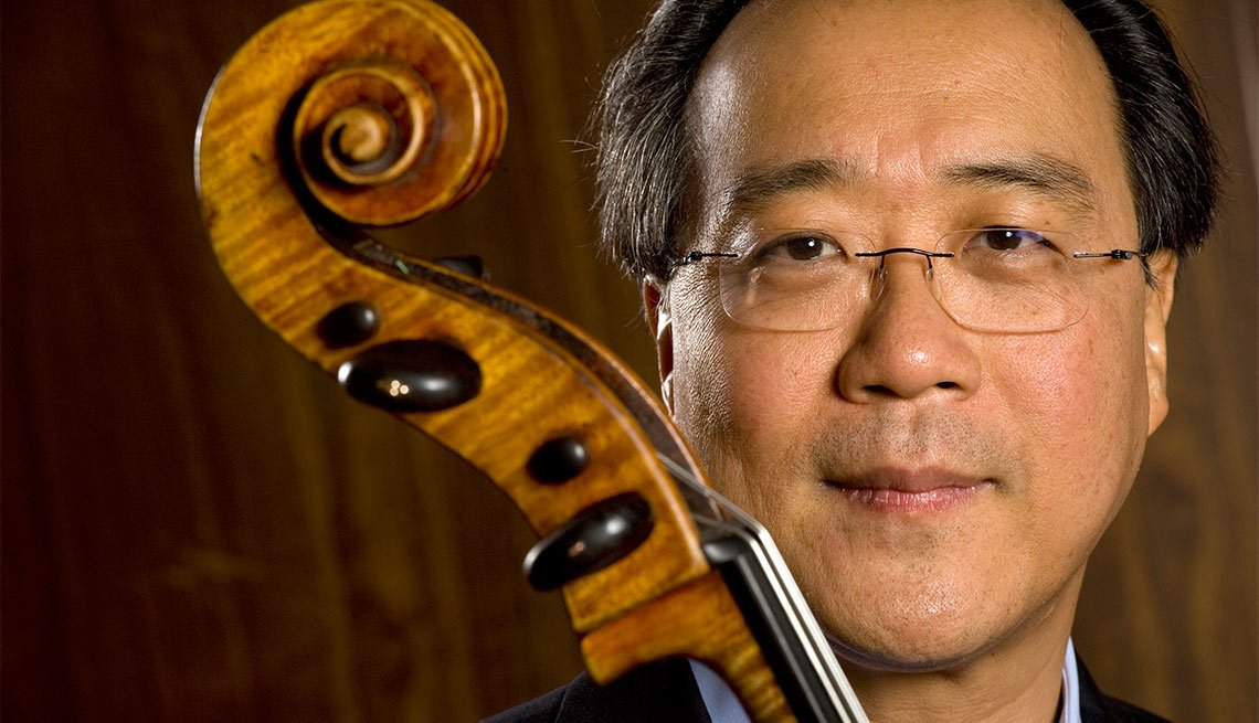October Milestone Birthdays, Yo-Yo Ma