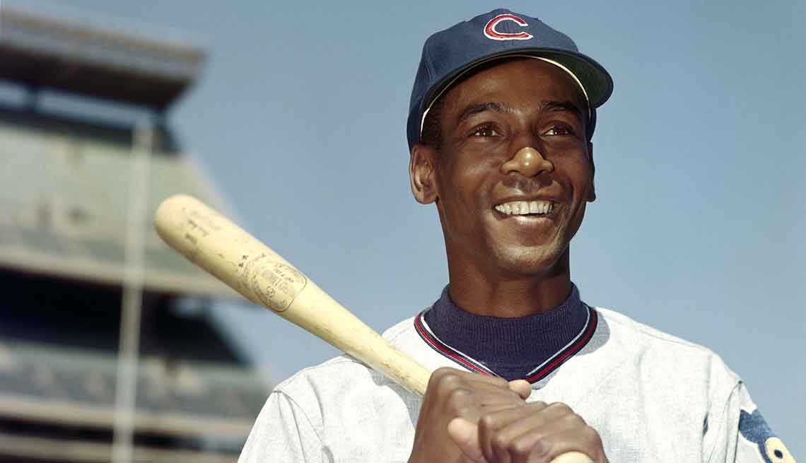 Famous People We've Lost in 2015, Ernie Banks