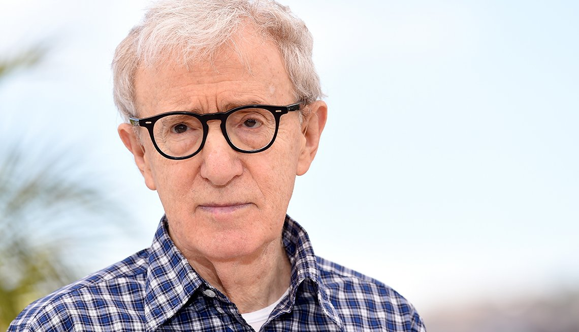 Woody Allen, Director, 2015 Milestone Birthdays