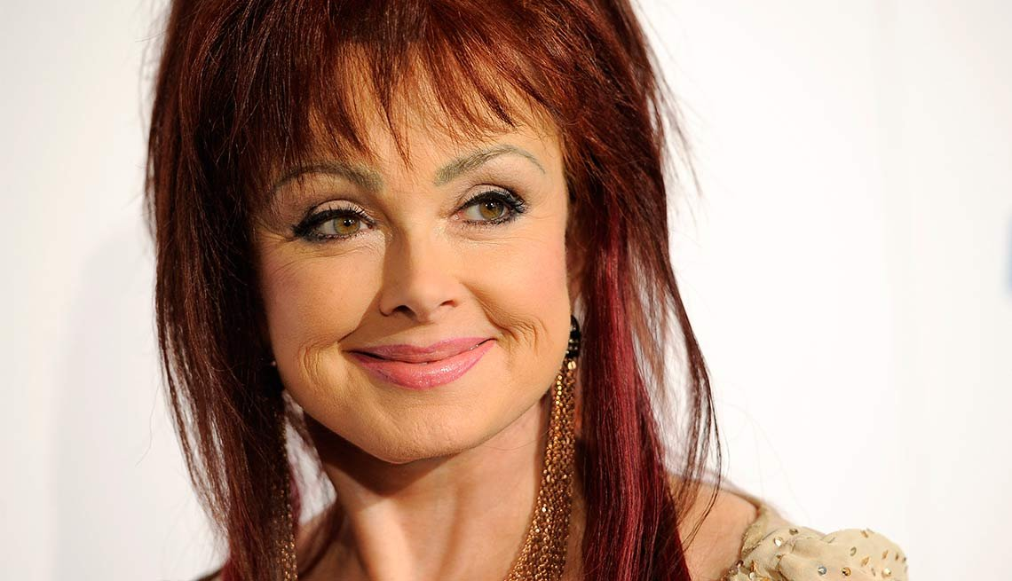 January Milestone Birthdays, Naomi Judd