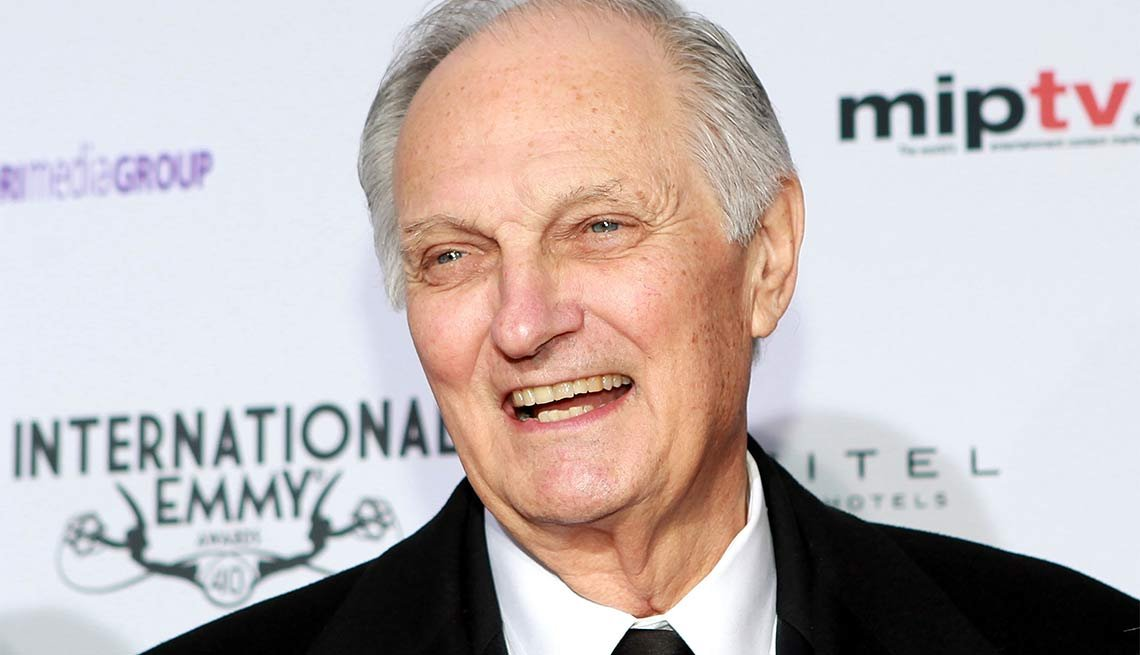 January Milestone Birthdays, Alan Alda