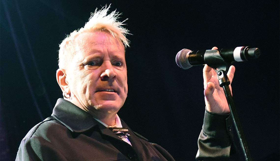 January Milestone Birthdays, John Lydon