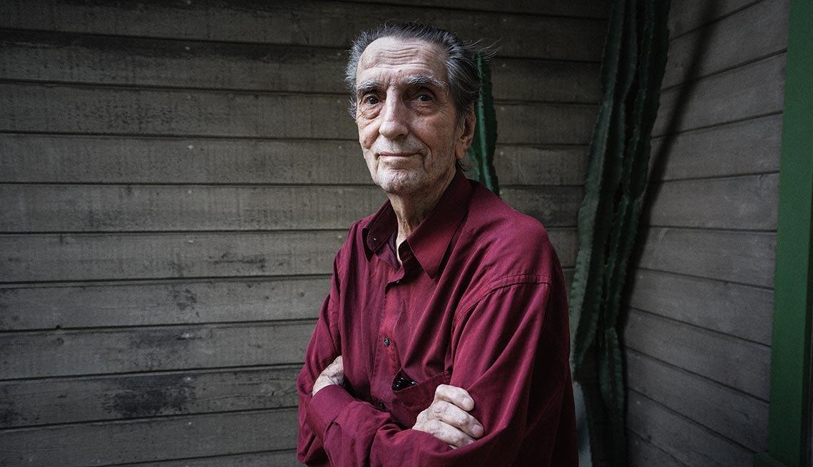 Harry Dean Stanton, 90