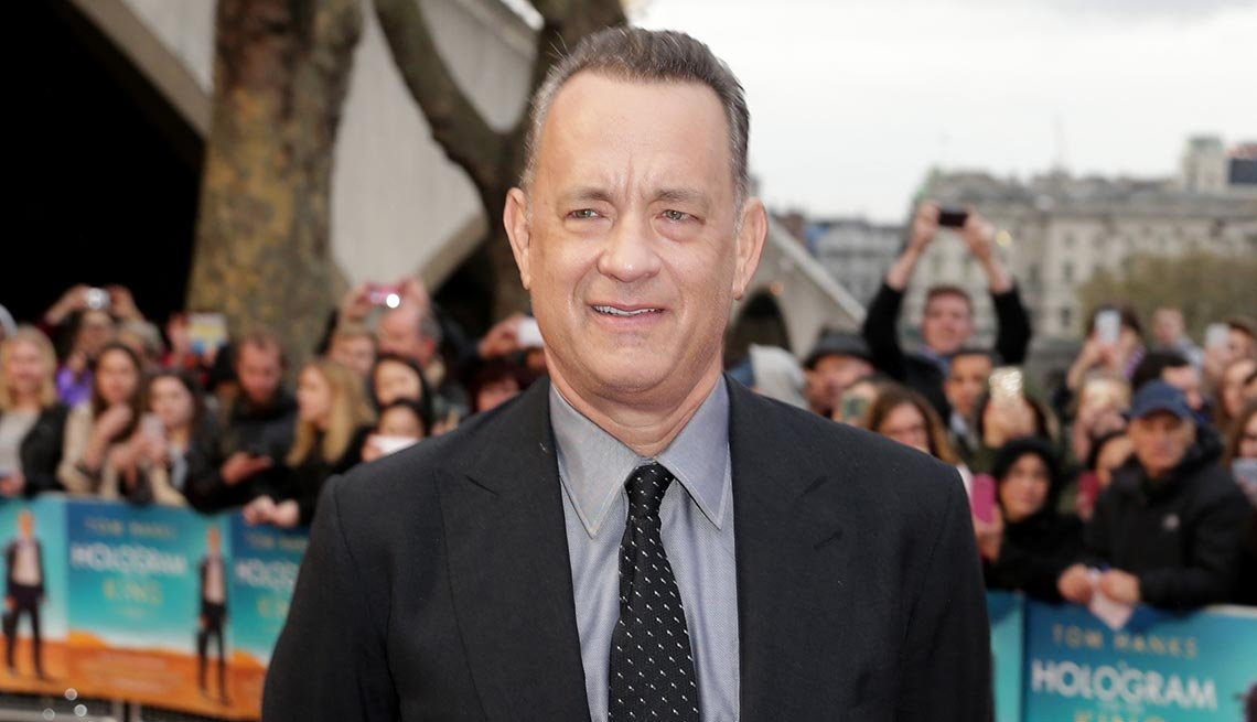 Tom Hanks, 60
