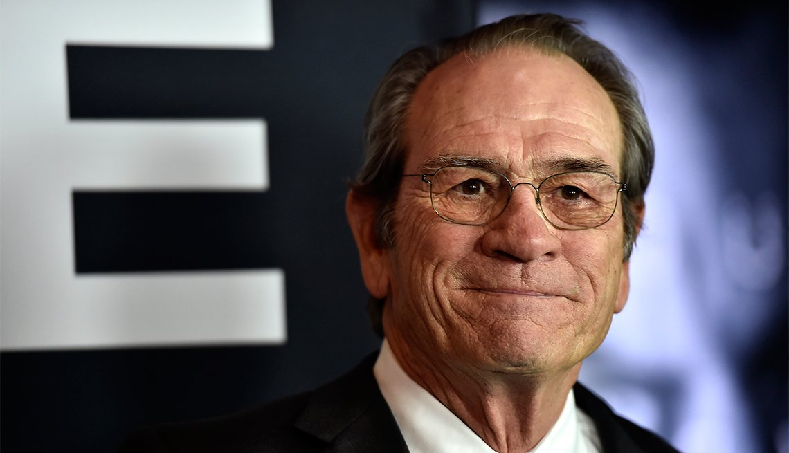 Tommy Lee Jones, 70