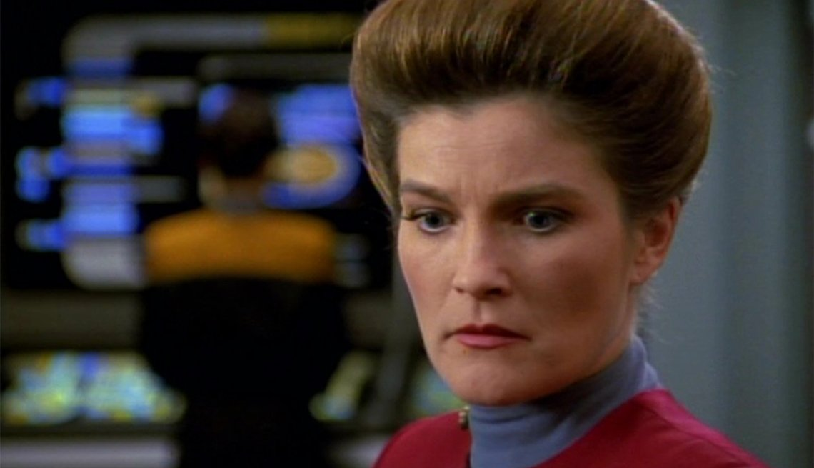 Kate Mulgrew, 1995-2001