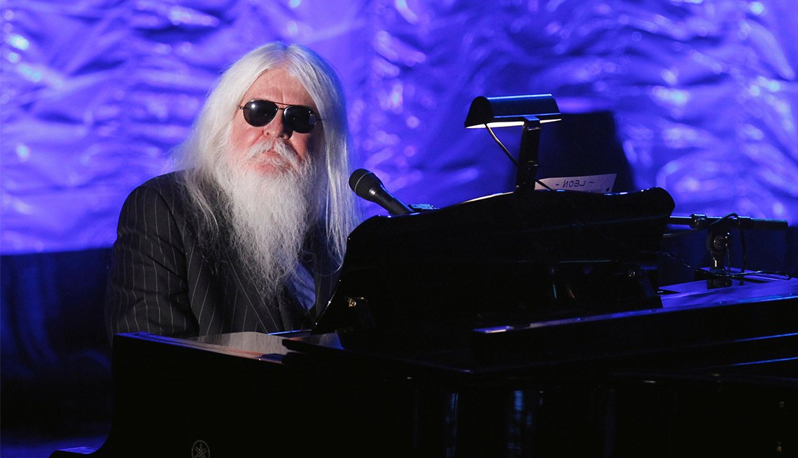 Leon Russell, musician, 74