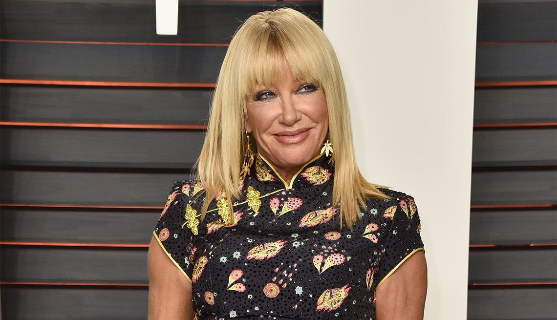 Suzanne Somers, 70