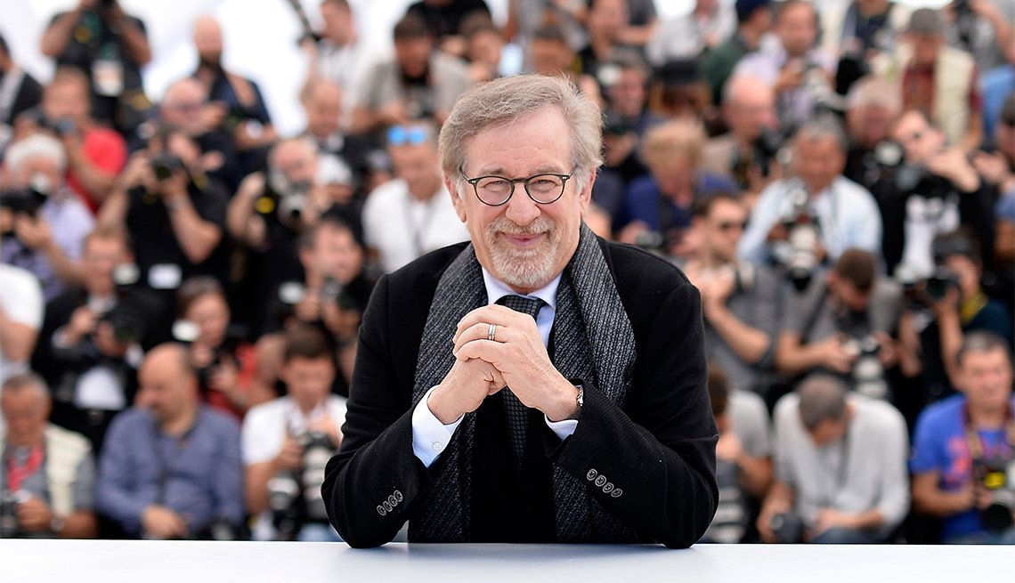 Steven Spielberg, 70