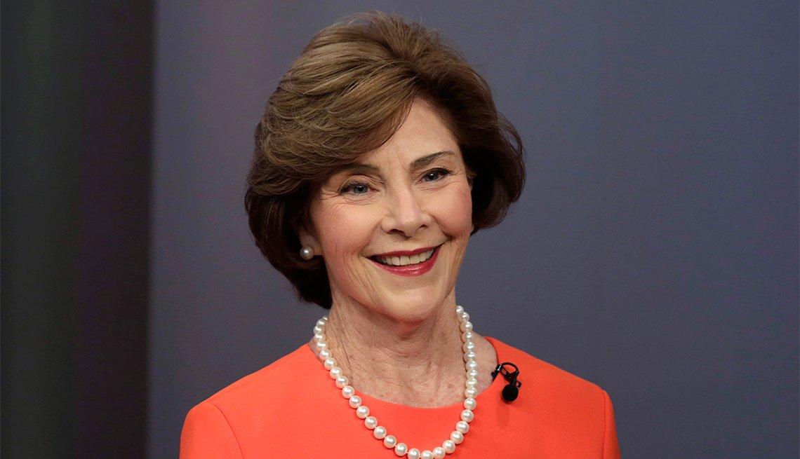 Laura Bush, 70