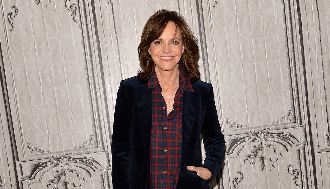 Sally Field, 70