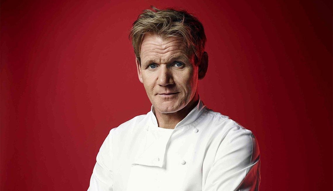 Gordon Ramsay, 50
