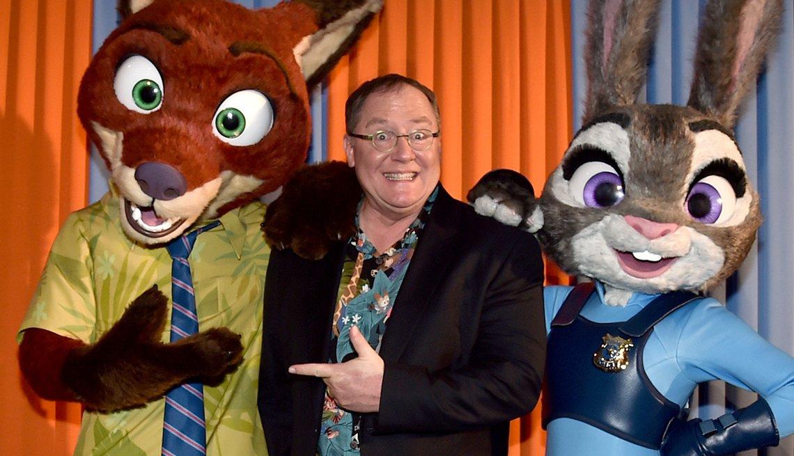 John Lasseter, 60