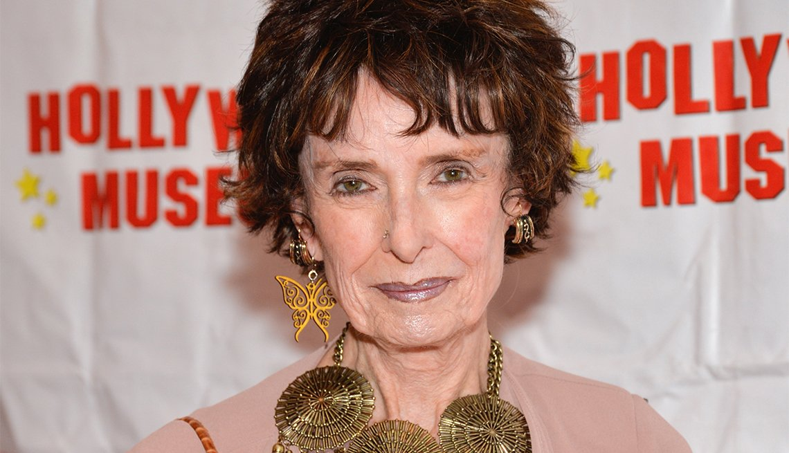 Margaret O'Brien, 80