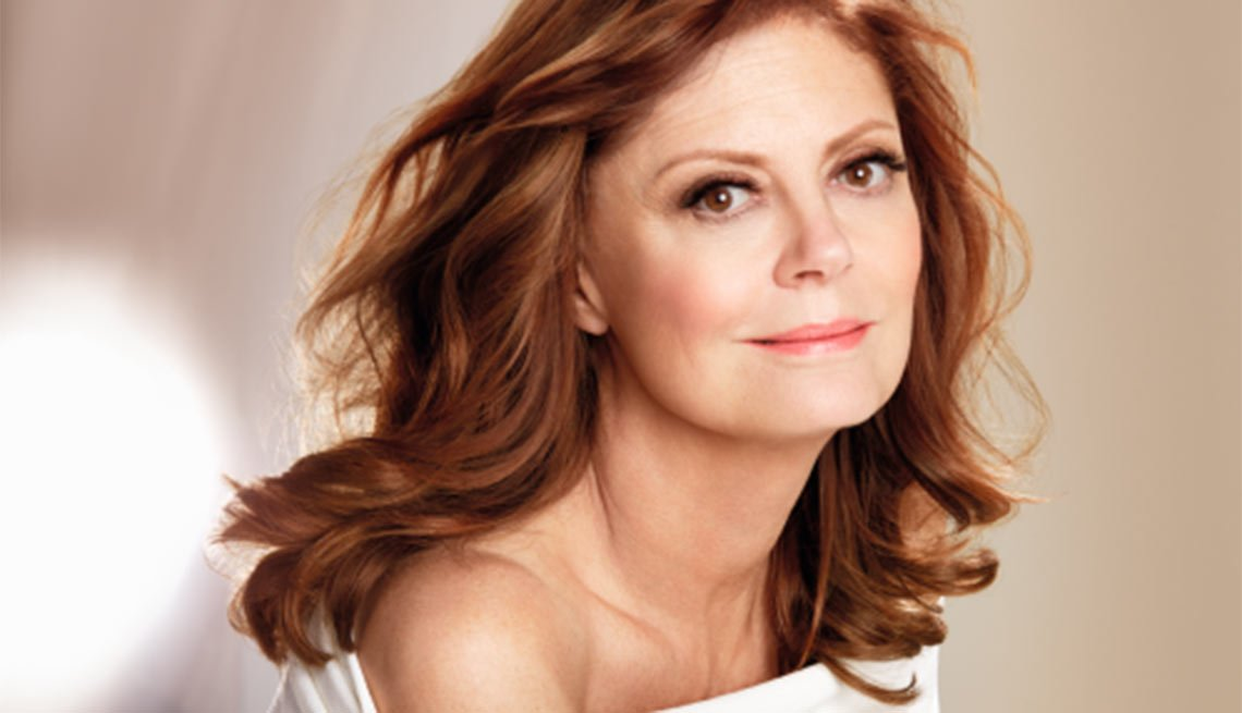 Susan Sarandon for L'Oreal
