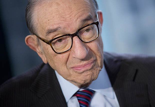 March 2016 Milestone Birthdays, Alan Greenspan
