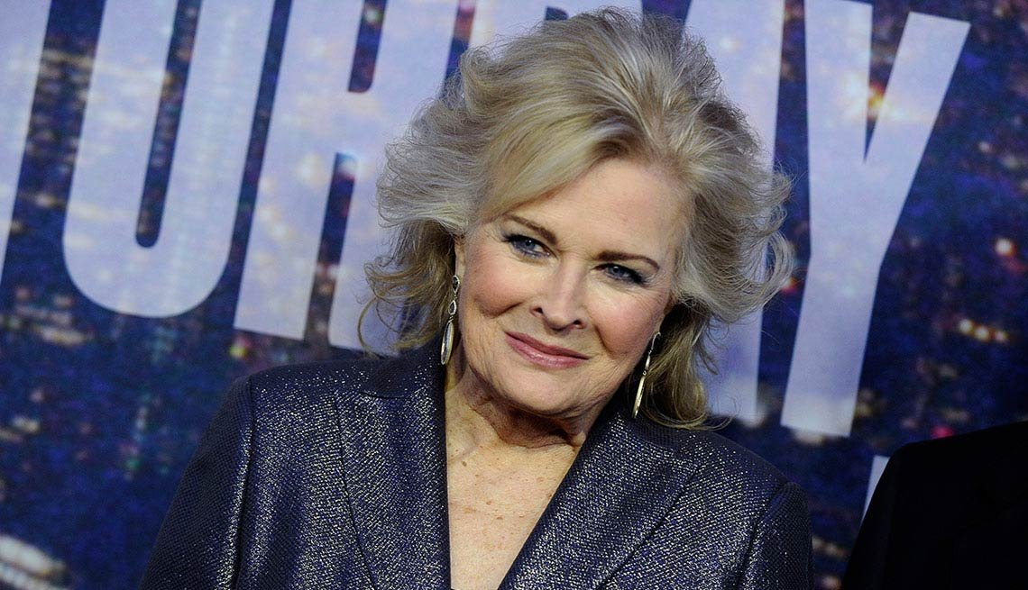 May 2016 Milestone Birthdays, Candice Bergen, 70