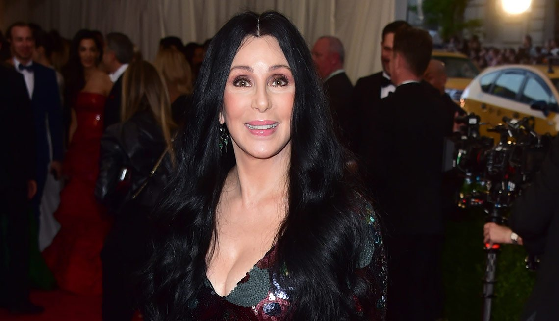 May 2016 Milestone Birthdays, Cher, 70