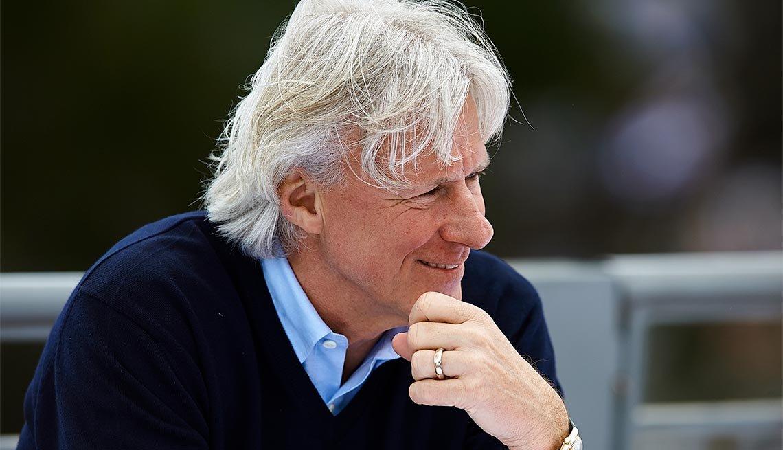 June 6, Bjorn Borg, 60