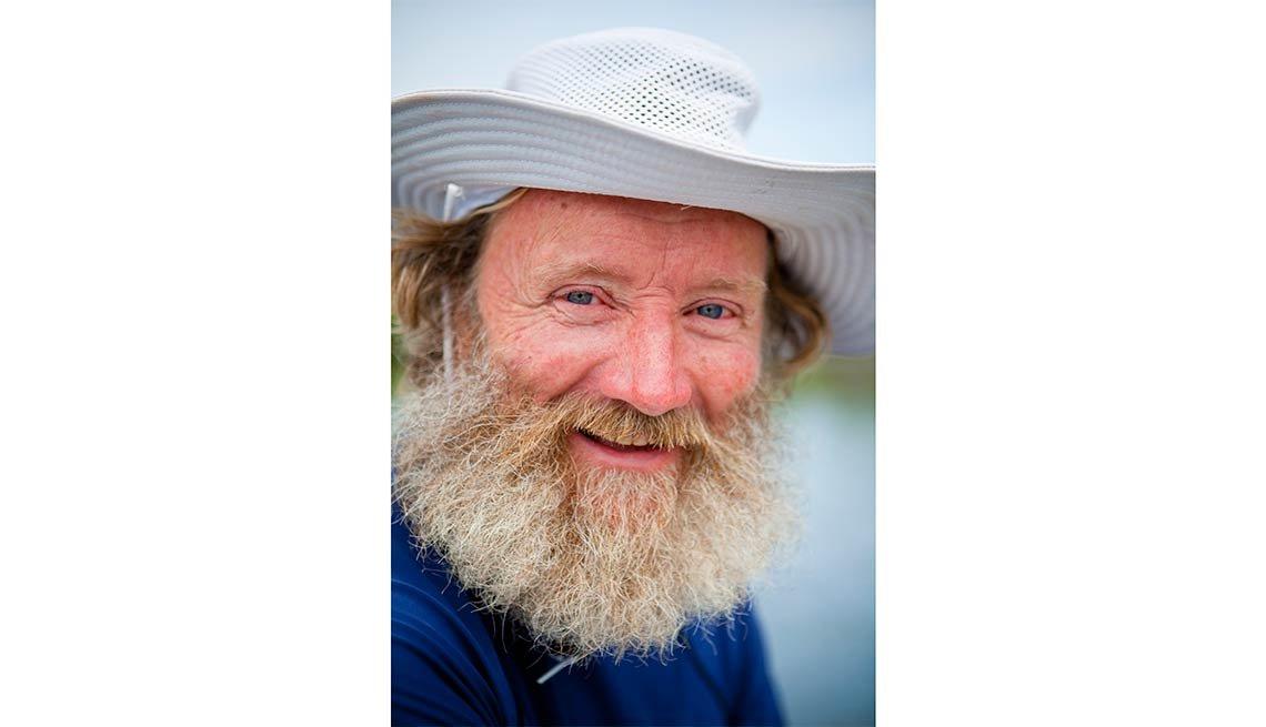 David Vaughan, 62