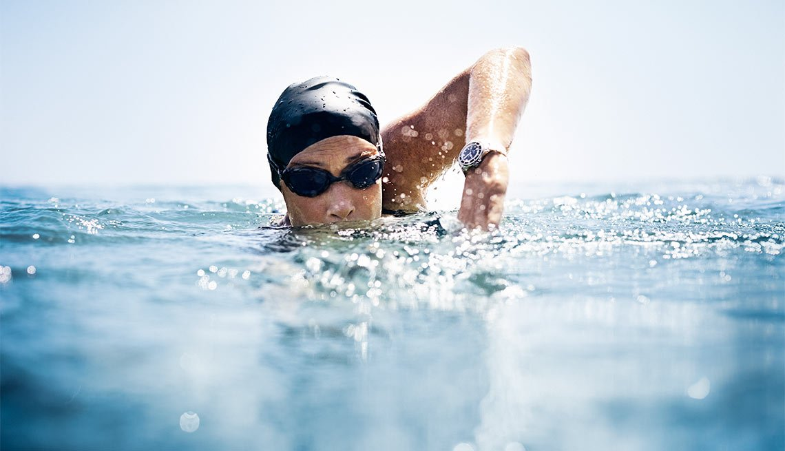 Diana Nyad, 66, Long-Distance Swimmer