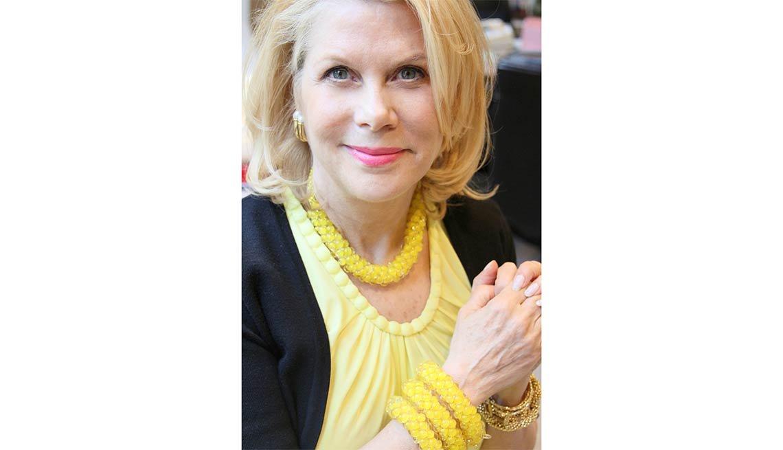 Francine LeFrak, 67