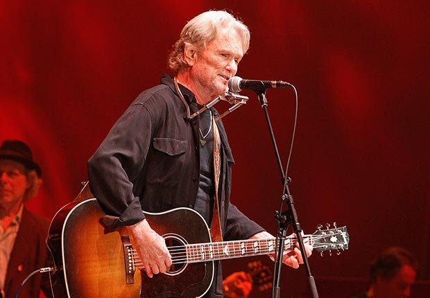 June 22, Kris Kristofferson, 80
