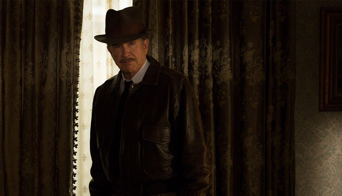 Warren Beatty in 'Rules Don't Apply'
