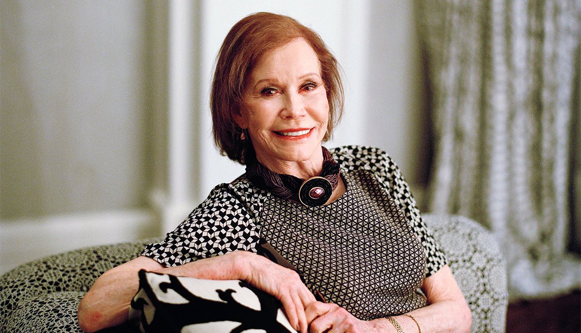 Mary Tyler Moore, actress, 80