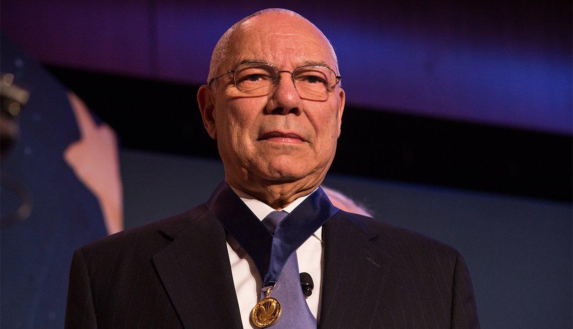 Colin Powell, 80