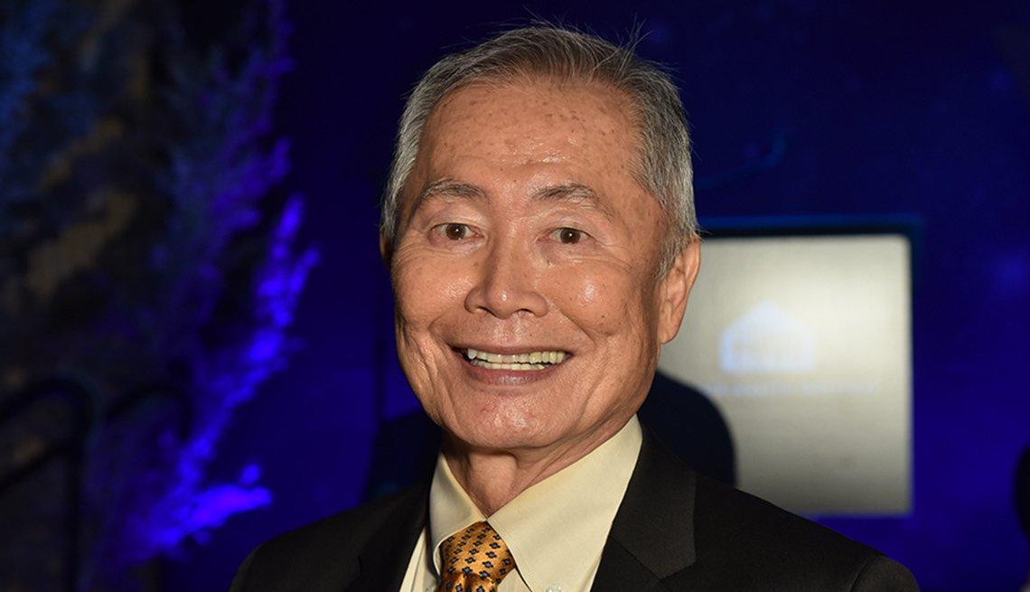 George Takei, 80