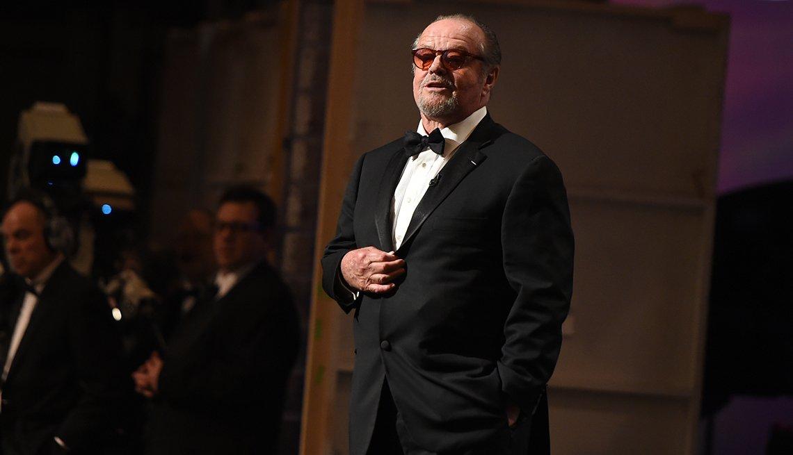 Jack Nicholson, 80