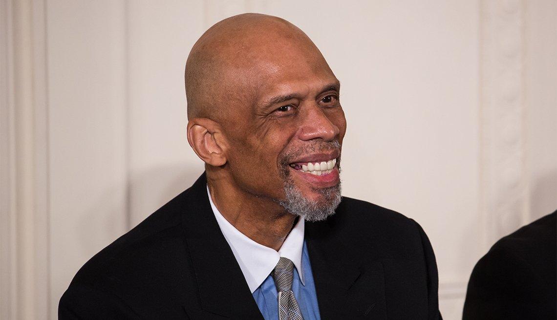 Kareem Abdul-Jabbar, 70