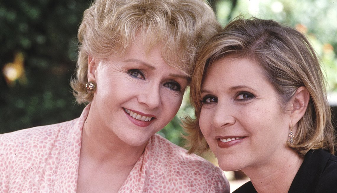 Live-Streamed Service Set for Debbie Reynolds, Carrie Fisher