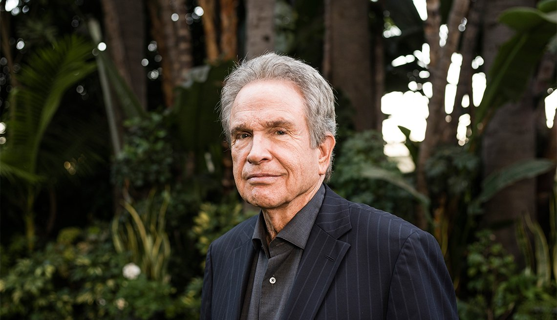 Warren Beatty, 80