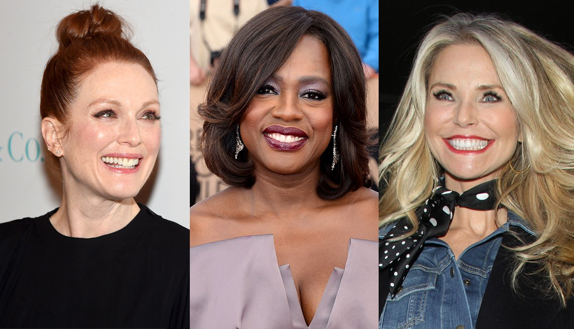 Tips from 7 celebs who flat-out refuse to age