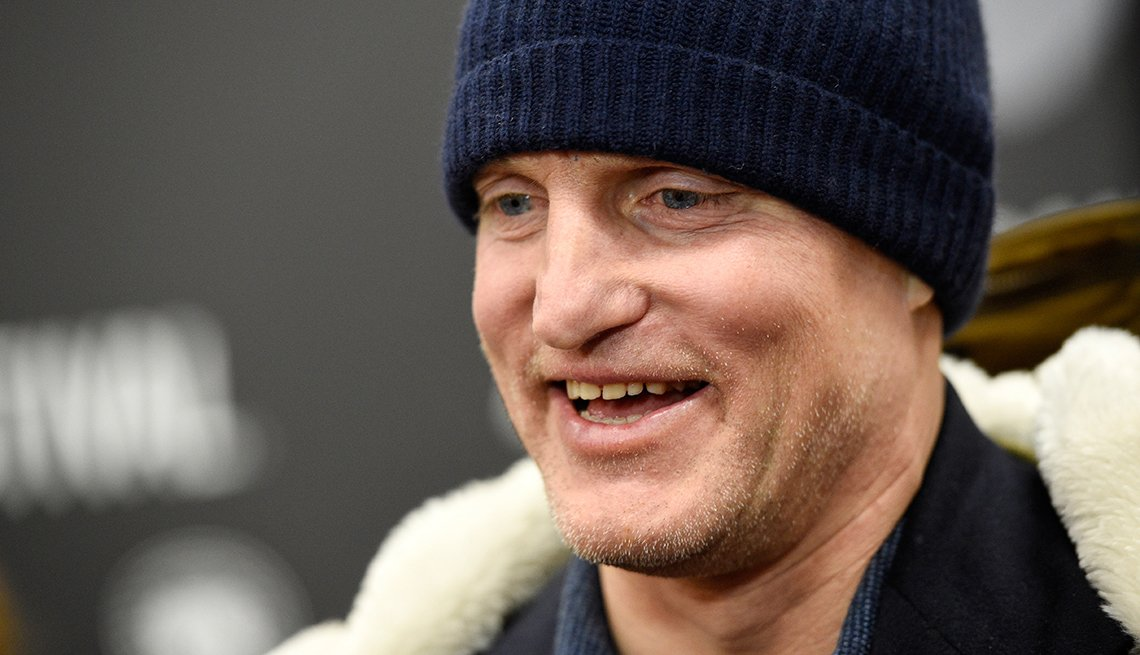 Woody Harrelson, now 55 years old