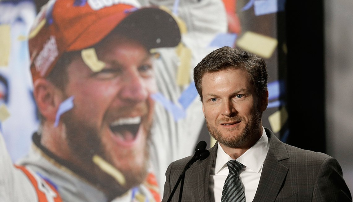 Dale Earnhardt Jr. Takes His Final Turn