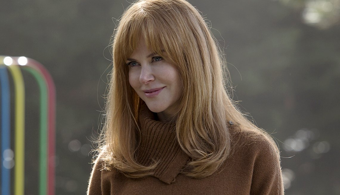 Nicole Kidman in 'Big Little Lies'