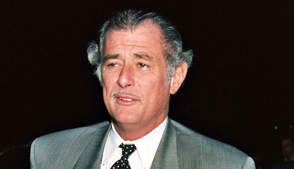 Frank Deford in 1994