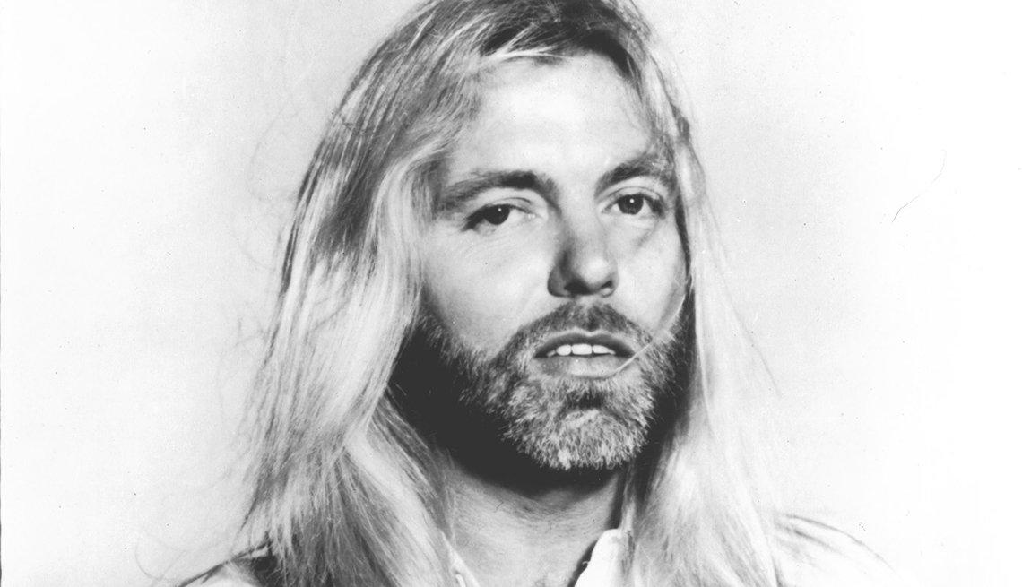 Gregg Allman circa 1987