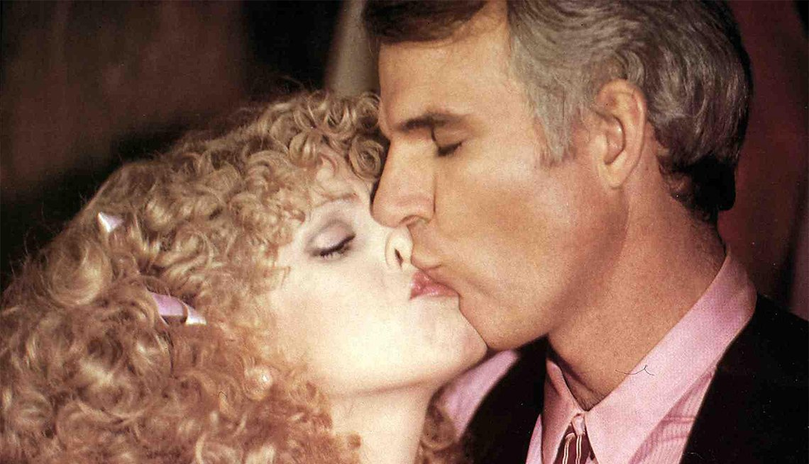 The Jerk, Steve Martin and Bernadette Peters