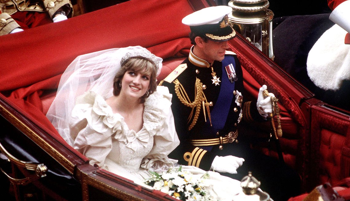 Diana and Charles Royal Wedding