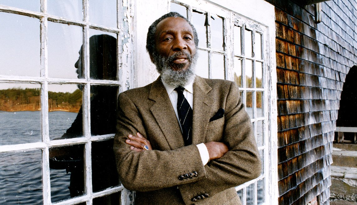 Dick Gregory, Civil Rights Activist & Legendary Humorist, 84